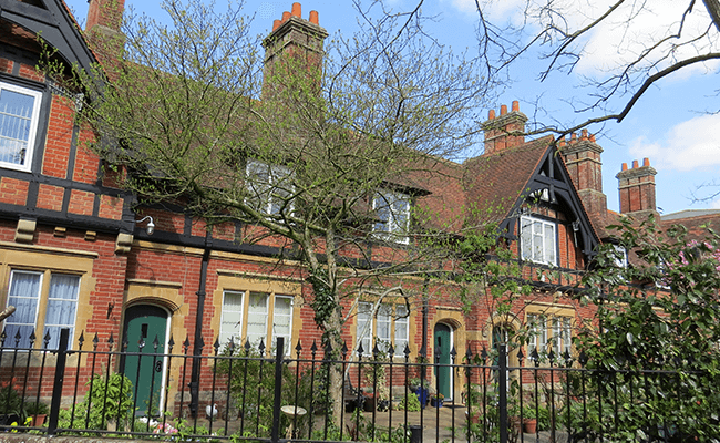 Period property in Salisbury, Wiltshire